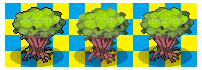 Swamp Tree Tile by gouchua