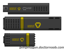 Mobius Arms Suppressor Pack 1 by dronner66