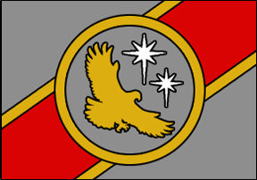 Lazarus Republic Flag Update by dronner66