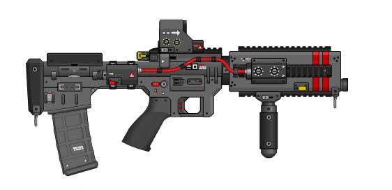 M-5SD Whisper Mod by dronner66