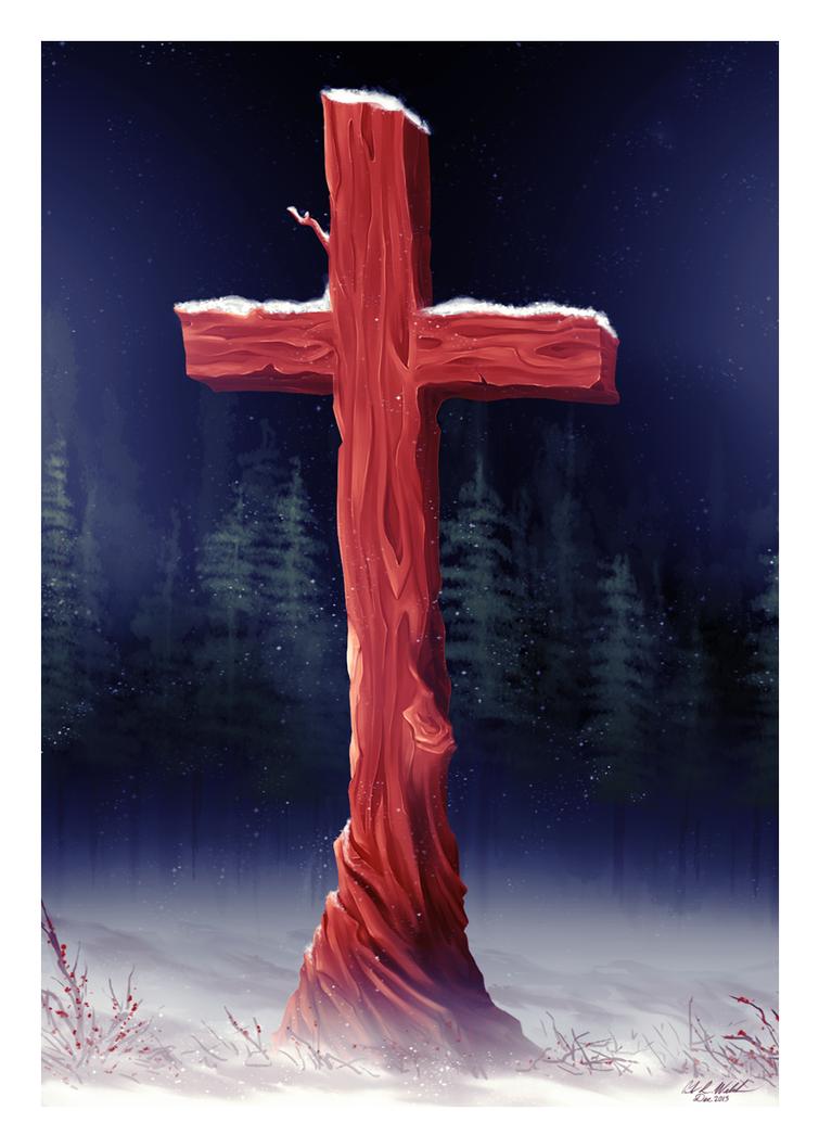 Cross - Christmas 2015 by SpeedFreakKai