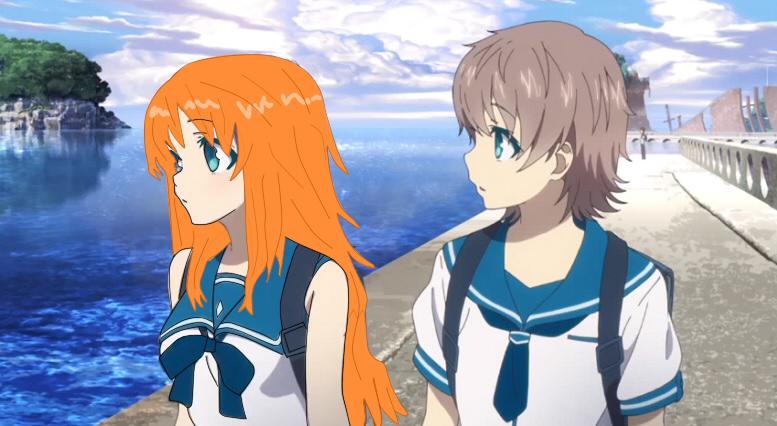 Resultado de imagen para Nagi no Asukara