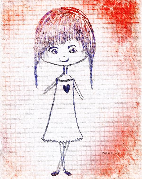 A Nice girl by bebefromtheblock