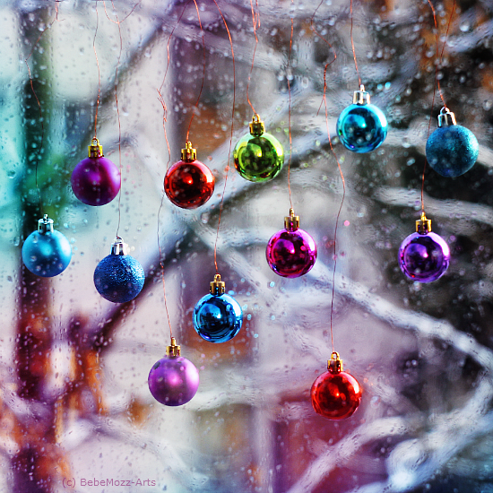 Balls of December by bebefromtheblock
