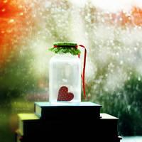 February Rain by bebefromtheblock