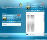Windows Live Winamp CONCEPT