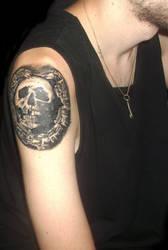 My Arch Enemy Tattoo :D