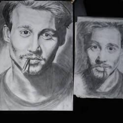 Johnny Depp 2013-2017