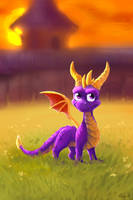 REIGNITED HERO by CosmicSevour