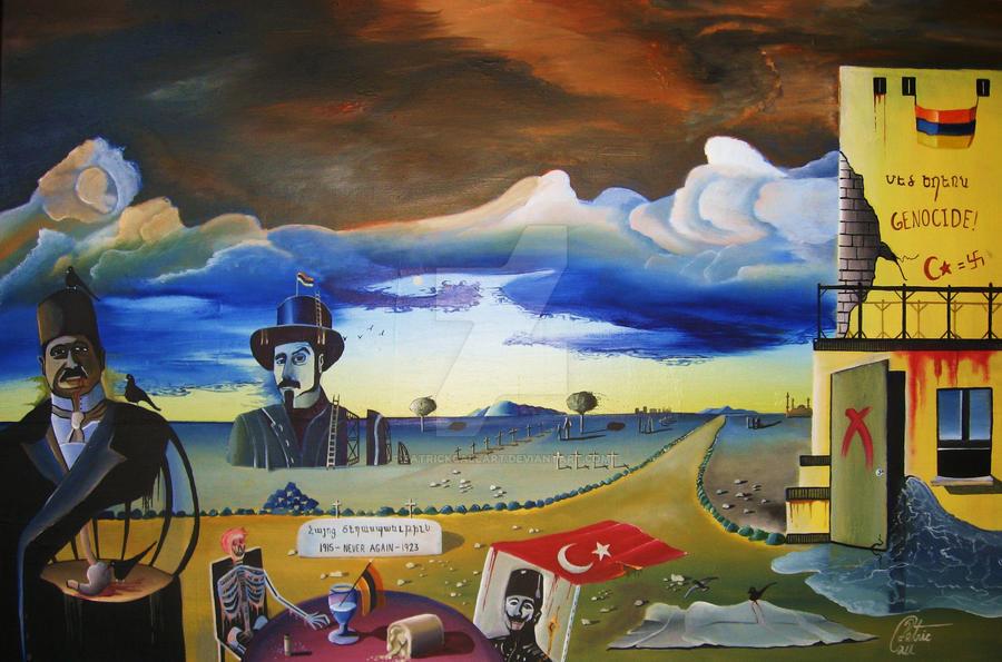 Armenian Oil Paintings