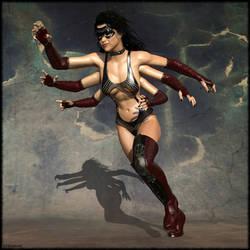 Arachnia by ethakar by LoneStranger