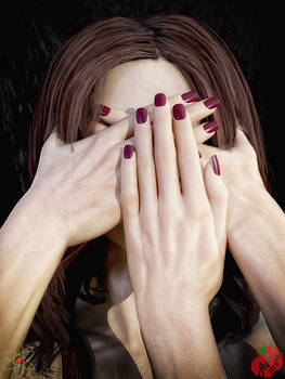 Victoria Face Palm Series 04 by Quantum-Publishing