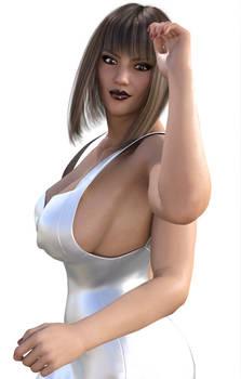 Victoria Sideboob by MPCreativeArts