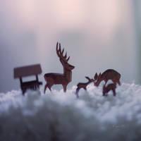 It's cold by Lain-AwakeAtNight