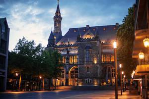 Aachen by Lain-AwakeAtNight