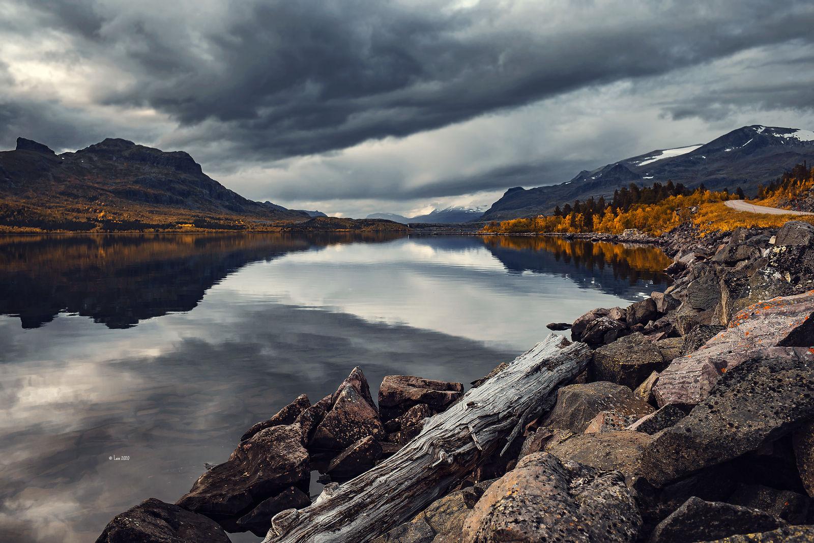 scandinavian view