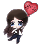 Thank You for 2000 Watchers!