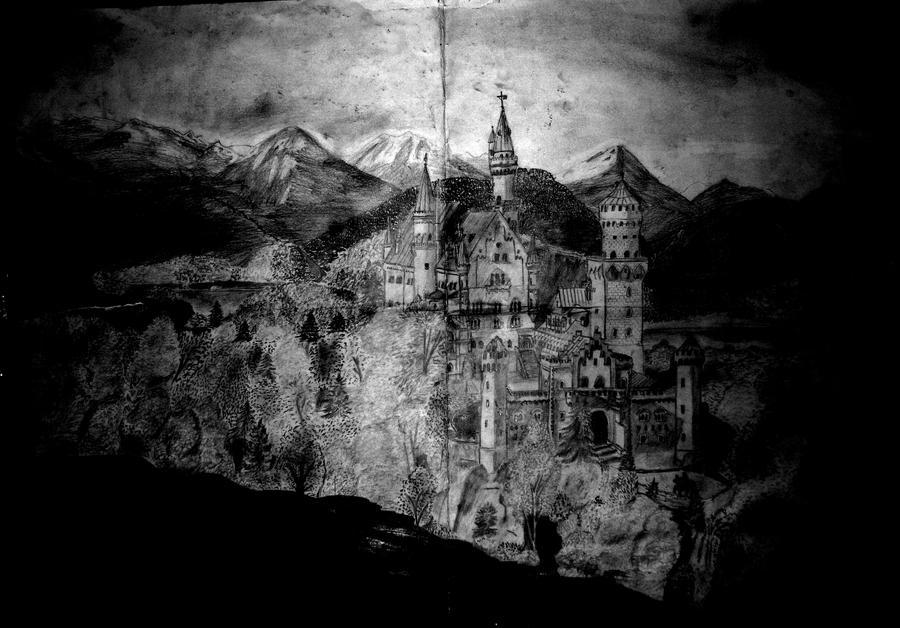 neuschwanstein by me3xR