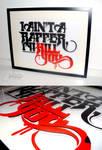 Framed Rapper
