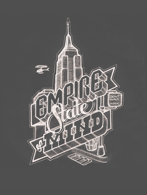 Empire State by suqer