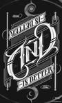 AND Ambigram