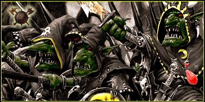 warhammer signature - goblins by Tapik