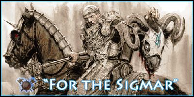 warhammer signature - sigmar by Tapik