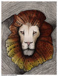 You are a king and I am a lionheart