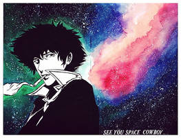 See you space cowboy... by beathaart