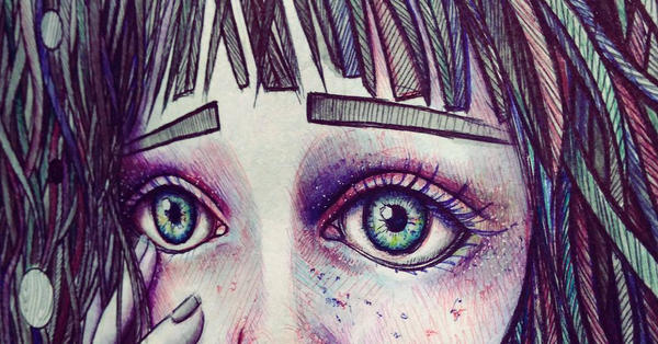 It is in the eyes.. by beathaart