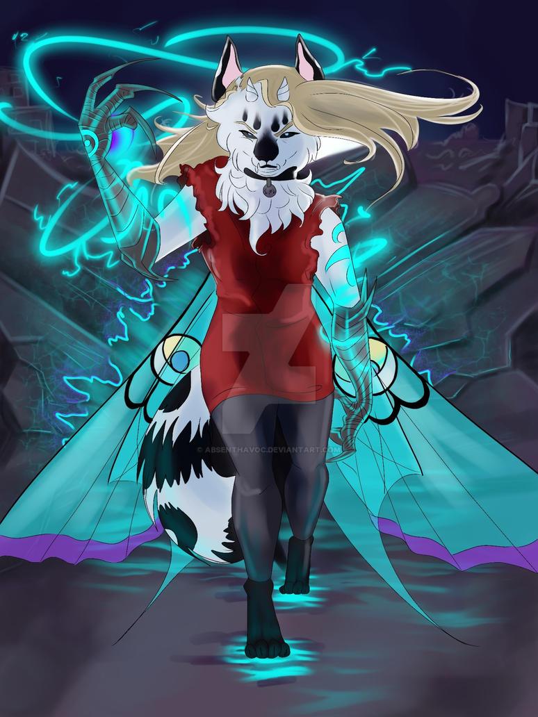 Havocvillain by Briannathewingedwolf
