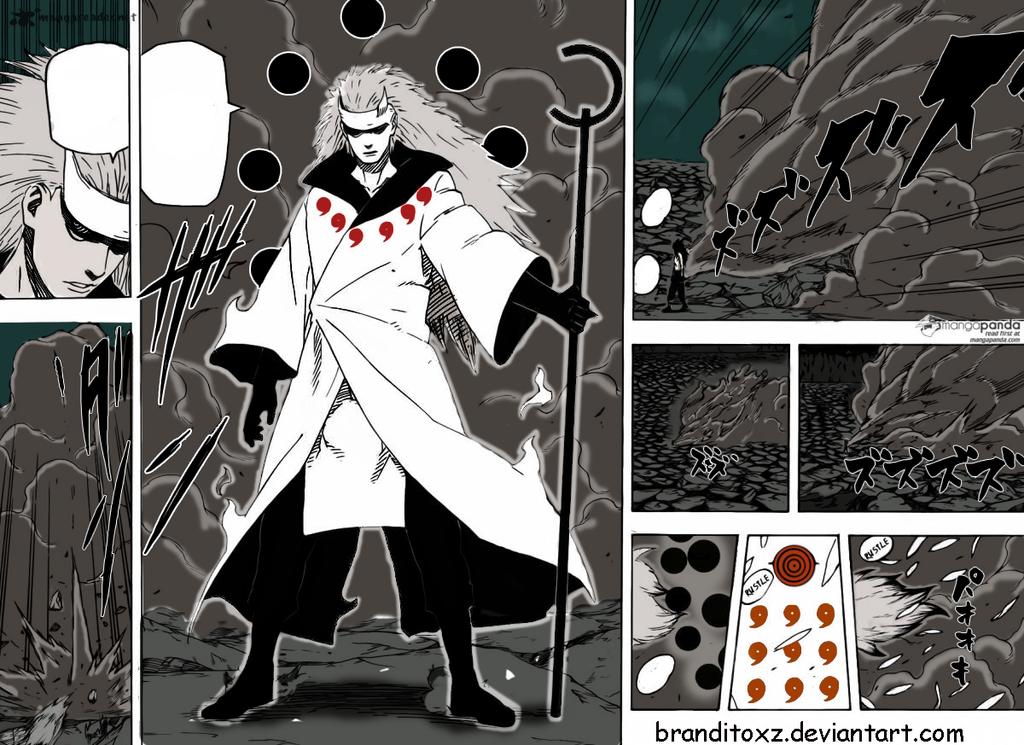 Manga 663 pagina 13 (Naruto) by branditoxz