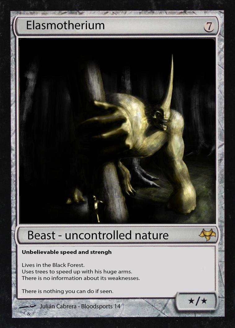 Creature design by yu-yi