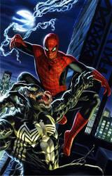 Spidey vs Venom