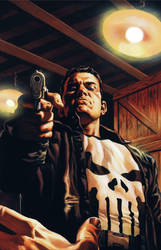 Punisher by felipemassafera