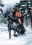 Conan in Vanaheim