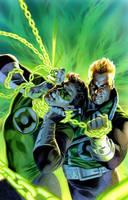 Guy VS Hal by felipemassafera