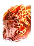 Etrigan The Demon Comission