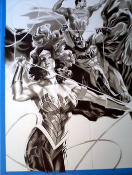 DC Trinity in progress