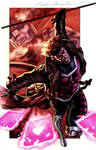 Gambit commission colors