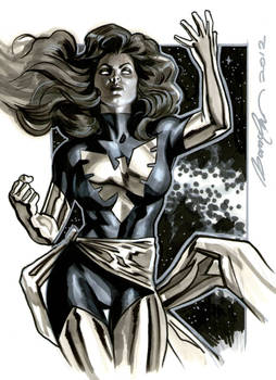 Dark Phoenix commission