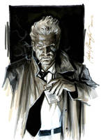 John Constantine commission by felipemassafera
