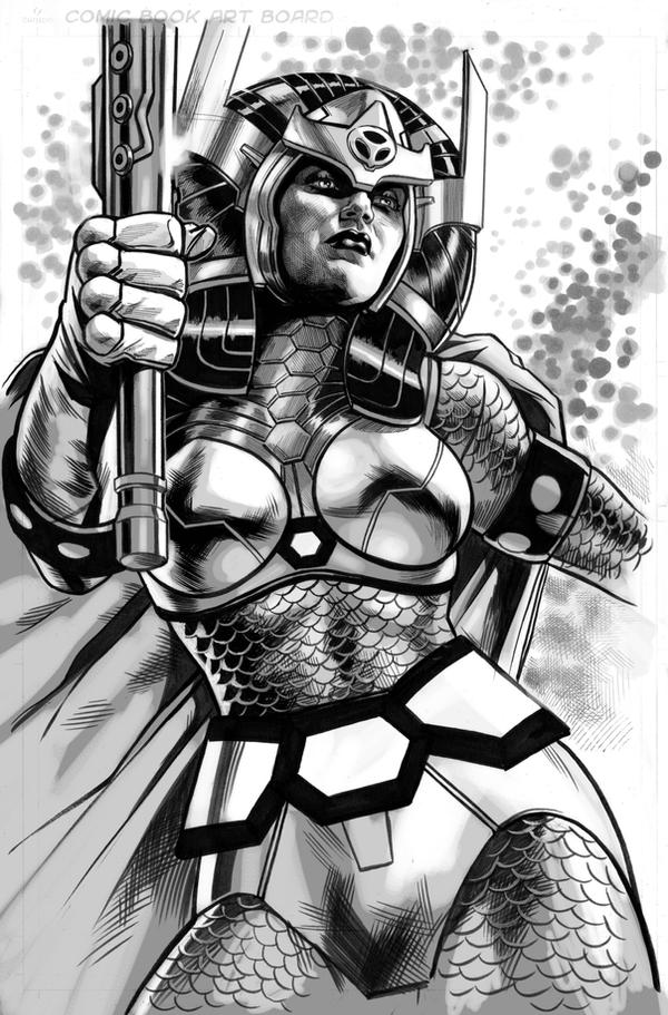 BIG BARDA by felipemassafera