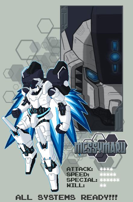 Pixel ID by Messymaru