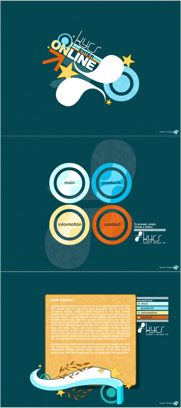 KYCS study2-compilation1 by Messymaru