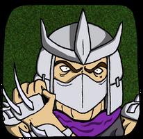 Shredder Mugshot by TheSurfingWaffleAH