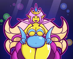 Empress of Lightbulb but she's even bigger