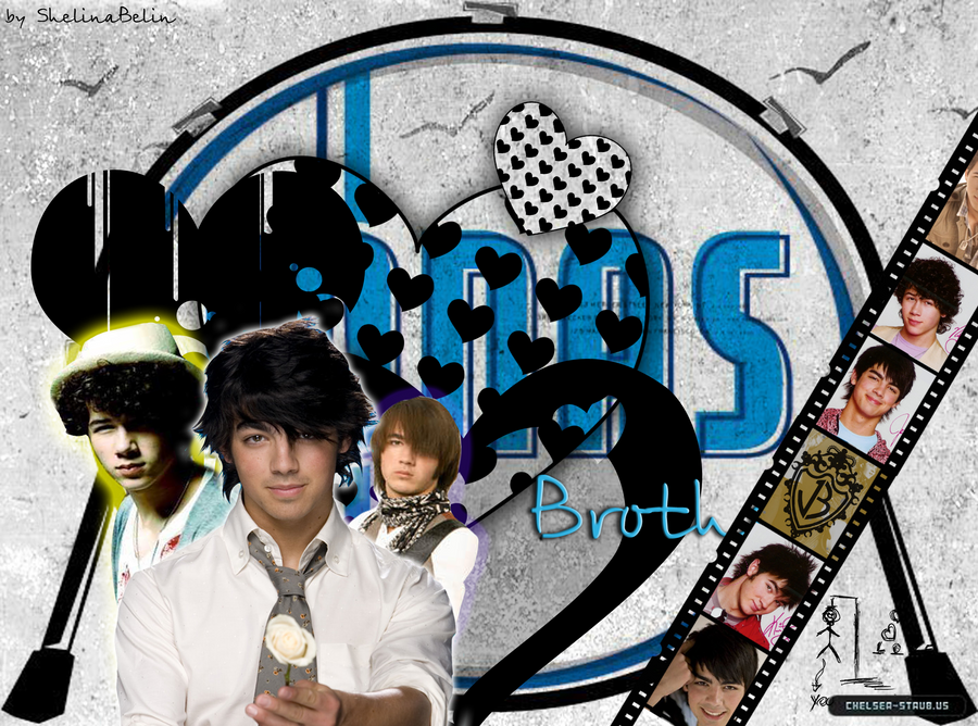 jonas brothers wallpapers. Wallpapers quot;Jonas Brothersquot; by