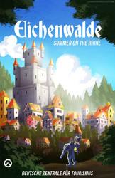 Eichenwalde by stephahaha