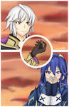 A Tactician's Proposal by SonicHeroXD